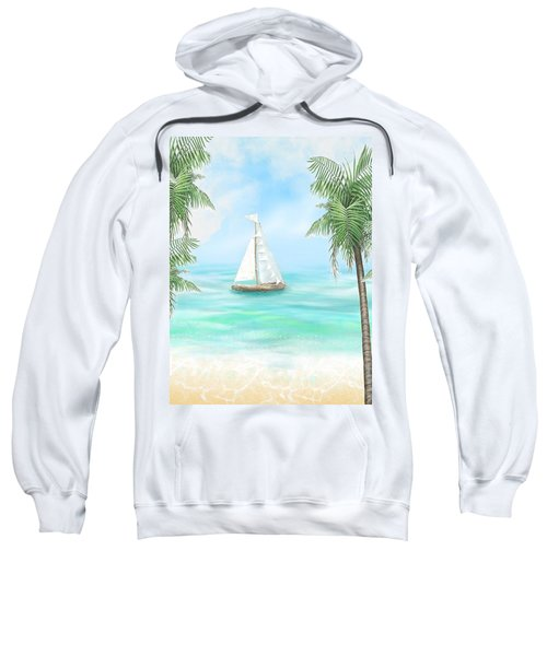 Carribean Bay Sweatshirt