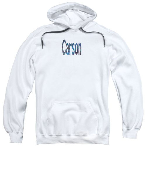 Carson 2 Sweatshirt