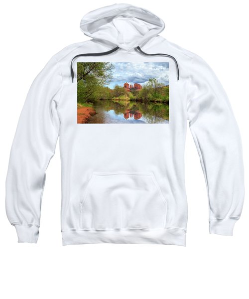 Cathedral Rock Reflection Sweatshirt