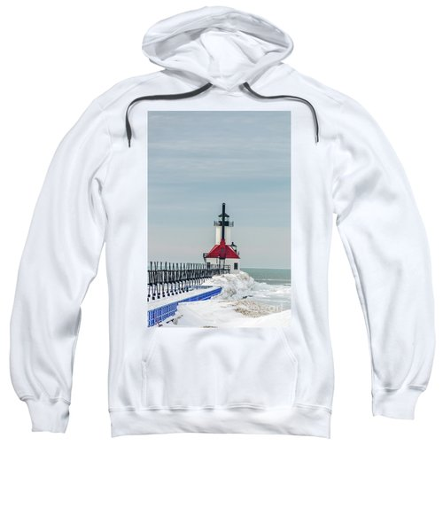 Catwalk And Lighthouses Sweatshirt