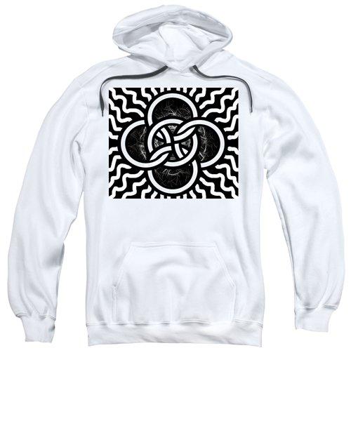 Celtic Five Fold Symbol 5 Sweatshirt