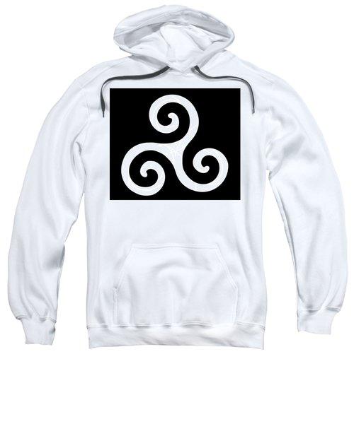 Celtic Spiral 1 Sweatshirt