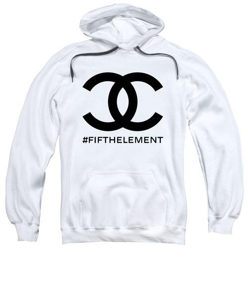 Chanel Fifth Element-1 Sweatshirt