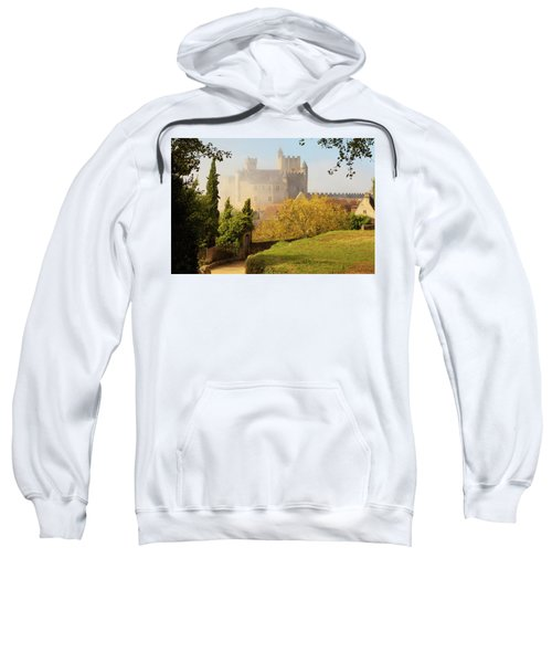 Chateau Beynac In The Mist Sweatshirt