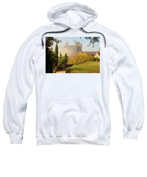 Chateau Beynac In The Mist Sweatshirt