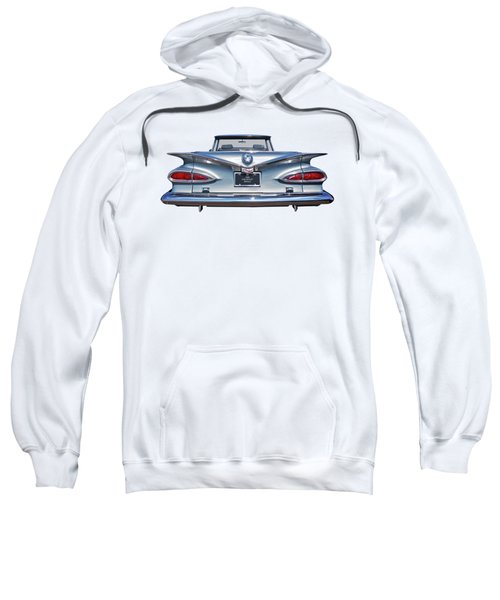 Chevrolet Impala 1959 Shining In The Light Sweatshirt