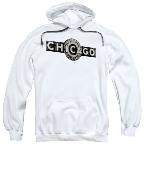 Chicago Theater Marquee - T-shirt Sweatshirt