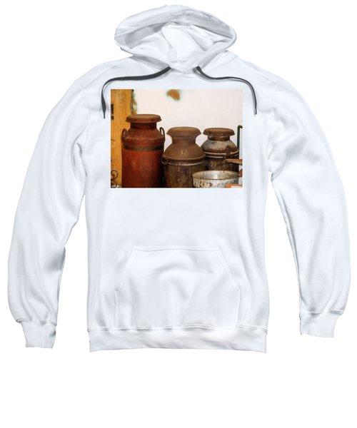 Churns For Milk  2 Sweatshirt