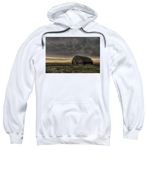 Clouds And Barn Sweatshirt