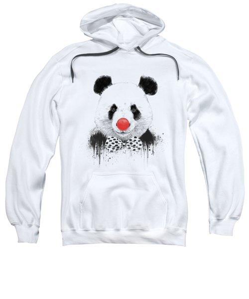 Clown Panda Sweatshirt