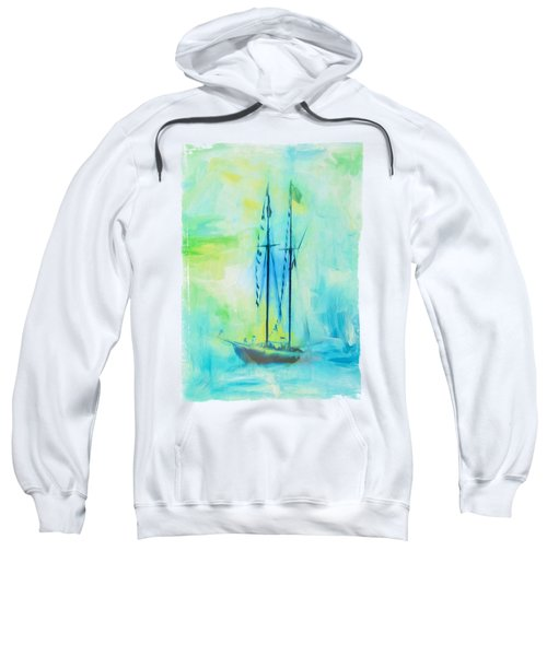 Coastal Hope - Race The Waves Sweatshirt