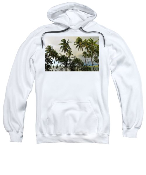 Coconut Palms Rocky Point Sweatshirt