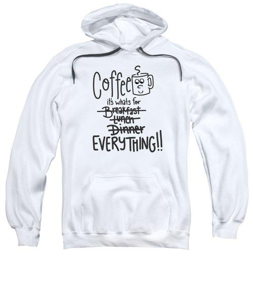 Coffee1 Sweatshirt