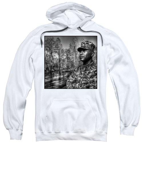 colonel Trimble 2 Sweatshirt