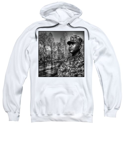 colonel Trimble 2 Sweatshirt