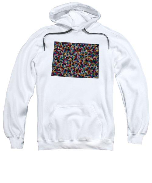 Colorado Map - 1 Sweatshirt