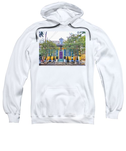 Colorful Nola Sweatshirt