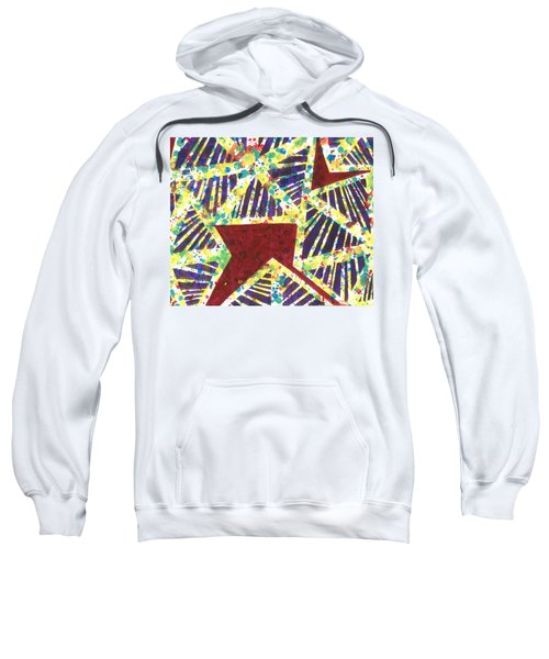 Colourful Webs  Sweatshirt