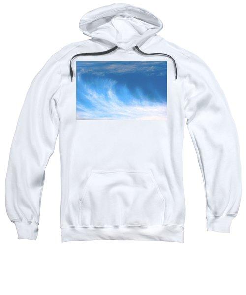 Colours. Blue Sweatshirt