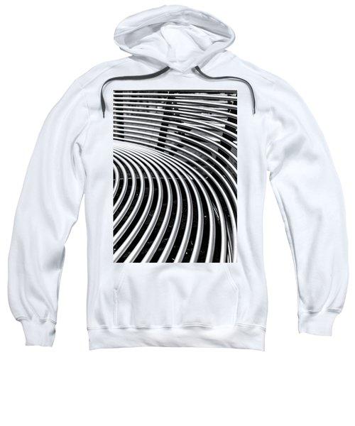 Colours. Silver Sweatshirt