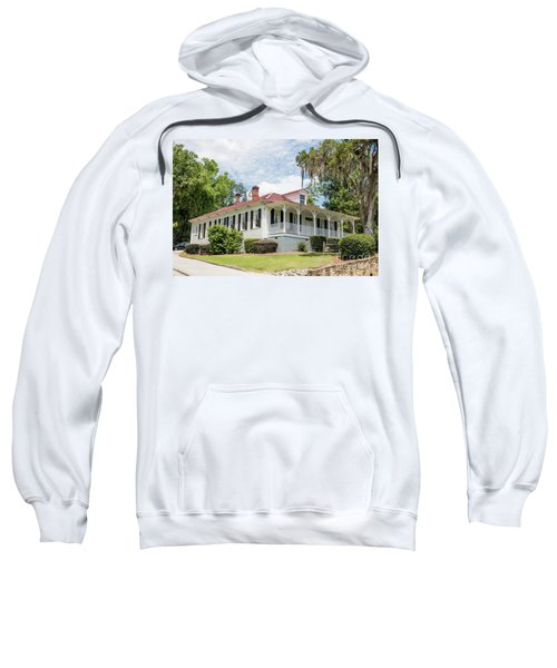 Columbia County Visitors Center - Savannah Rapids Sweatshirt