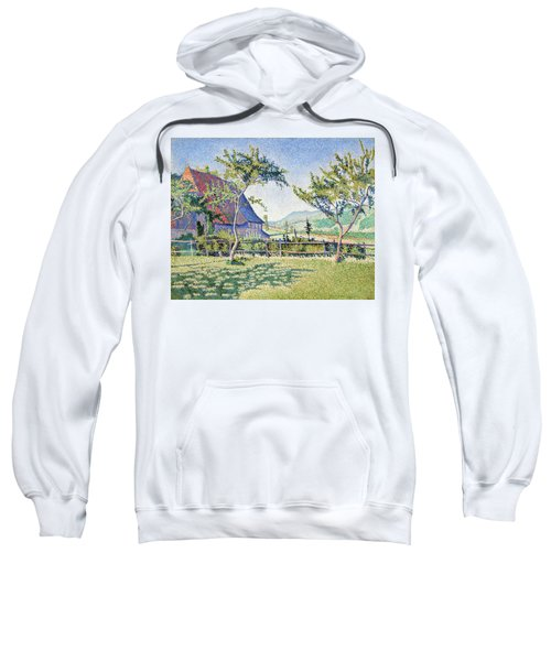 Comblat-le-chateau, The Meadow - Digital Remastered Edition Sweatshirt