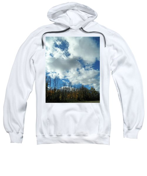 Country Autumn Curves 10 Sweatshirt