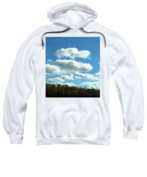 Country Autumn Curves 11 Sweatshirt
