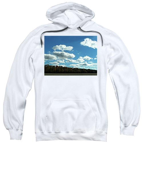 Country Autumn Curves 12 Sweatshirt