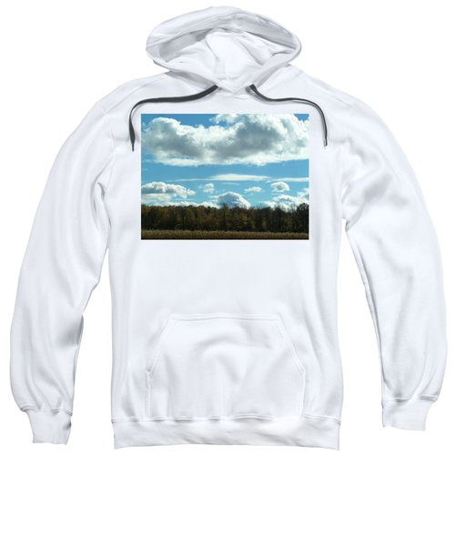 Country Autumn Curves 8 Sweatshirt