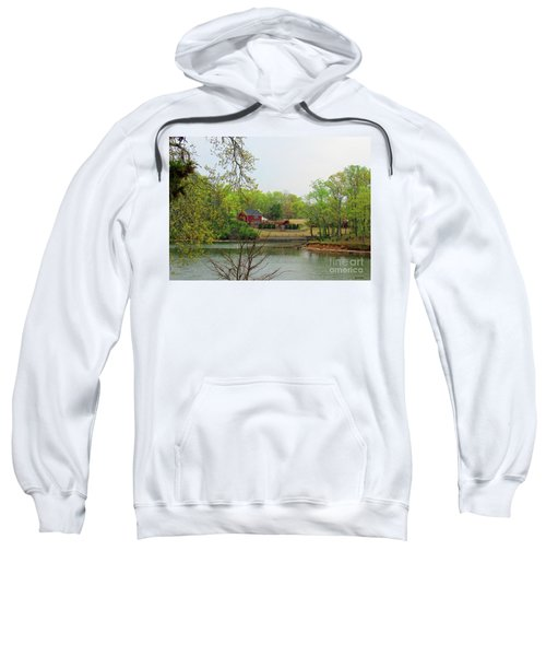 Country Living On The Tennessee River Sweatshirt