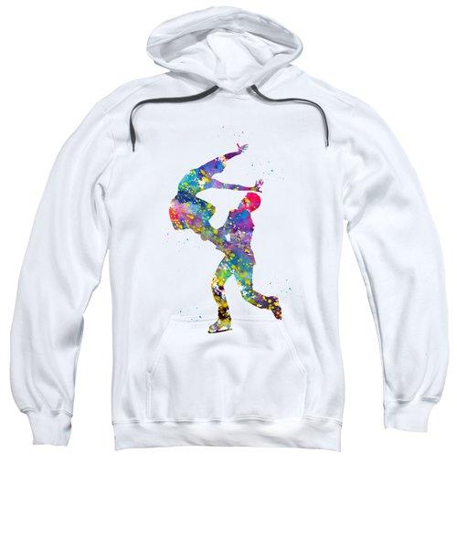 Couple Figure Skating Sweatshirt