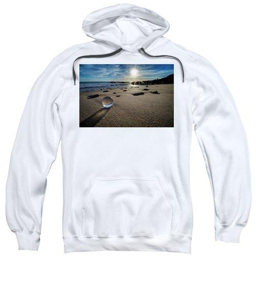 Crystal Ball Sunset Sweatshirt