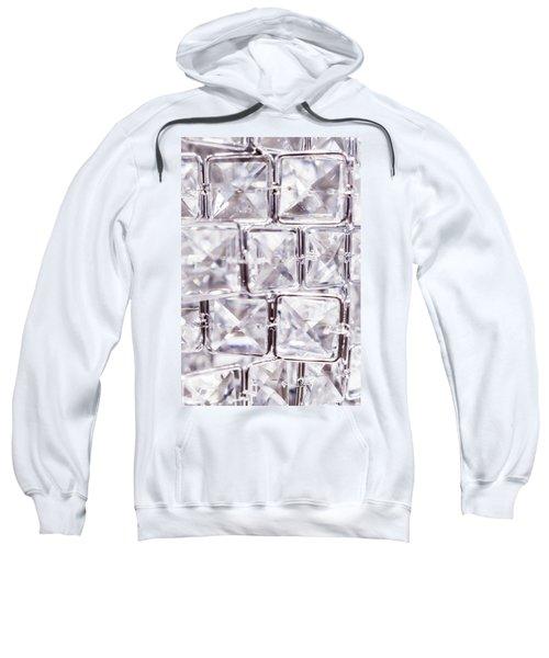 Crystal Bling V Sweatshirt
