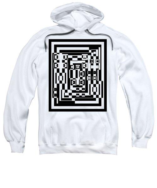 Cubical Cubes  Sweatshirt