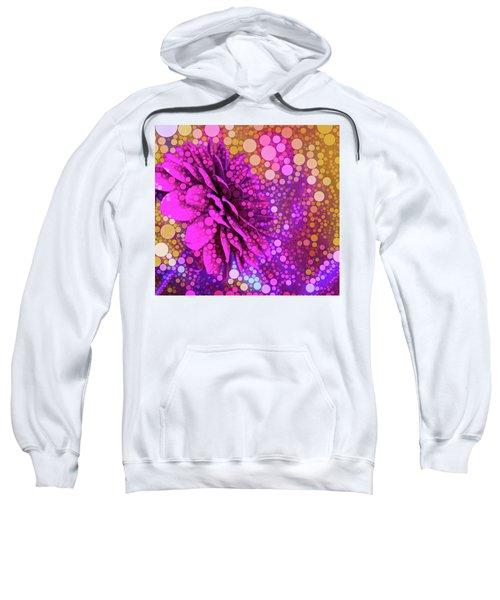 Dahlia Dots Sweatshirt