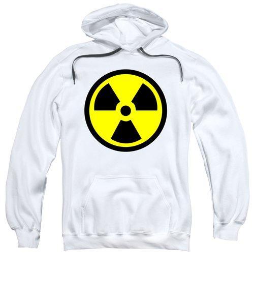 Danger Radiation Sign - Efb256 Sweatshirt