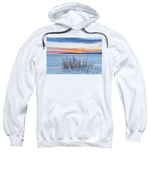 Daybreak Over East Bay Sweatshirt