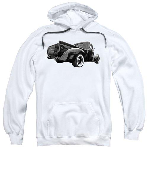 Dodge Truck 1947 Rear View Sweatshirt
