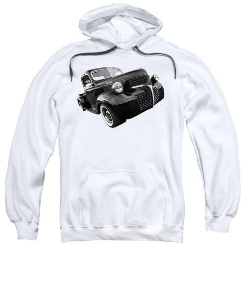 Dodge Truck 1947 Side View Sweatshirt