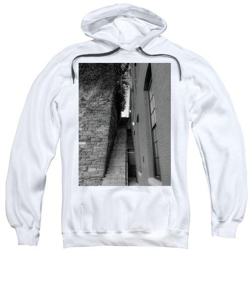 Does Evil Lurk Above? Sweatshirt