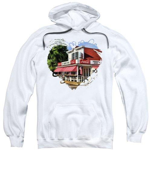 Door County Wilson's Ice Cream Store Sweatshirt