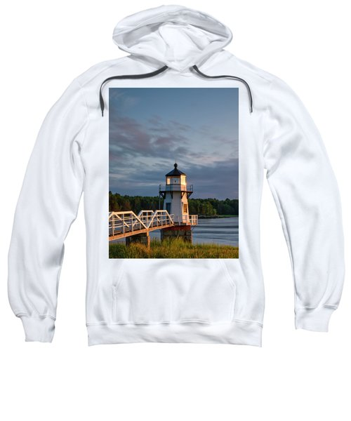 Doubling Point Light Sweatshirt