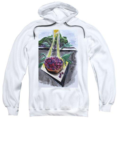 Dreams Of Grapes Sweatshirt