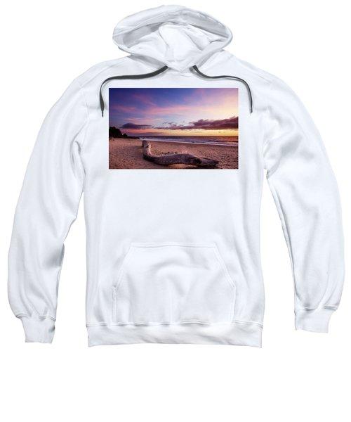 Driftwood At Sunset Sweatshirt