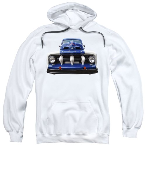 Early Fifties Ford V8 F-1 Truck Sweatshirt