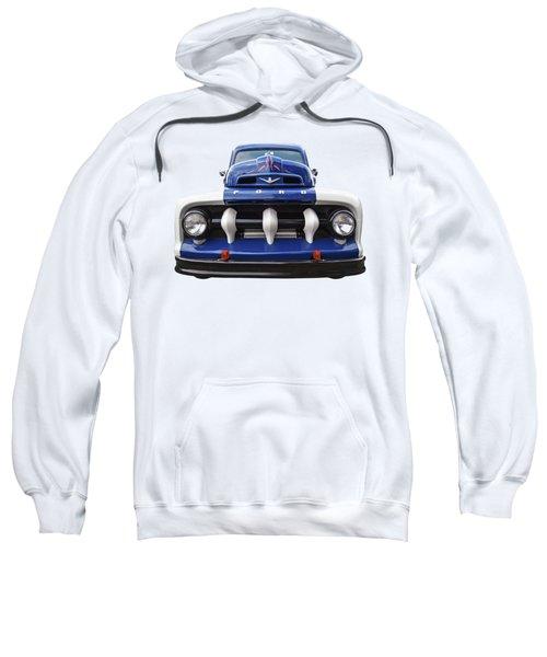Early Fifties Ford V8 F-1 Truck Sweatshirt