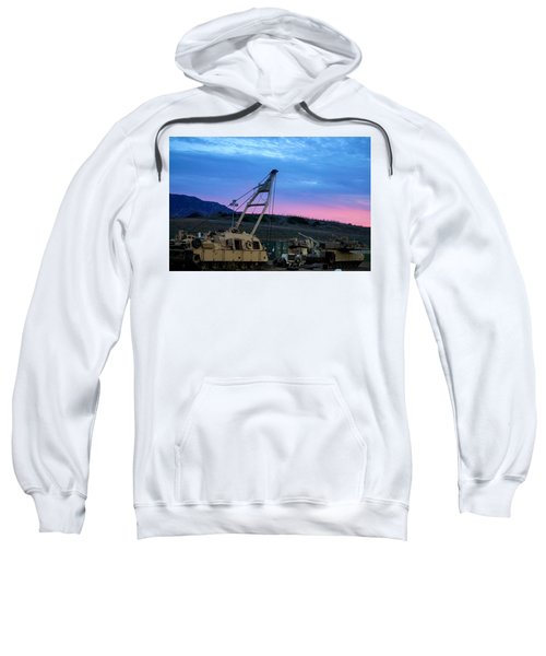 Early Morning Sunrise Sweatshirt