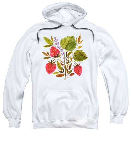 Early Summer Strawberries Are The Sweetest Sweatshirt