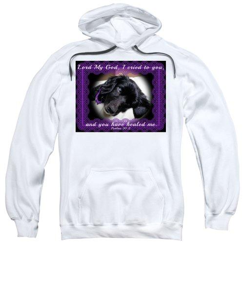 Edie Framed Sweatshirt